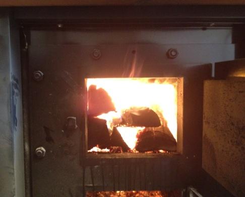 Cuptor cu vatra pentru brutarie