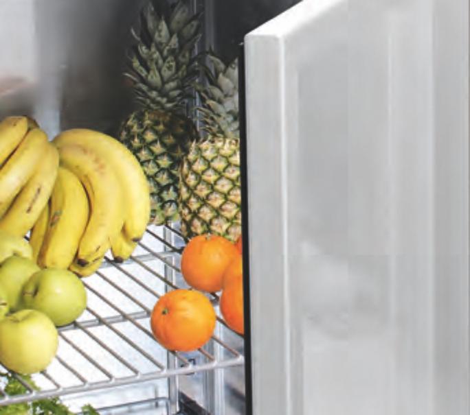 Dulap frigorific cu 2 usi