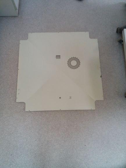 Capac spate - Masini de ambalat - Minipack Torre
