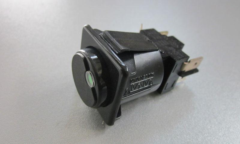 Buton pornit/oprit - Dospitor KL823 - Tecnoeka