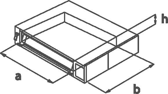 Cuptor electric modular cu 2 tavi dimensiuni 60x40