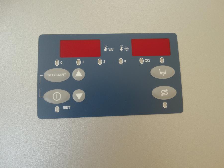 Tastatura panou comanda DP+WS (D) - Masini de spalat navete, tavi, ustensile - Dihr