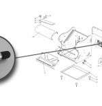 Surub rectificat M8 10x16 - Masini de feliat - Rollmatic