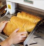 Masina feliat paine, automata, cu ciclu continuu