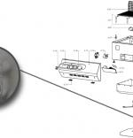 Suport ventilator - Masini de ambalat - Minipack Torre