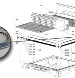 Lama de sudura teflonata NI/CR L1187 - Masini de ambalat - Minipack Torre