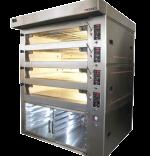 Cuptor electric - modular - 2 tavi 40 x 60