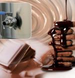 Tanc topire ciocolata