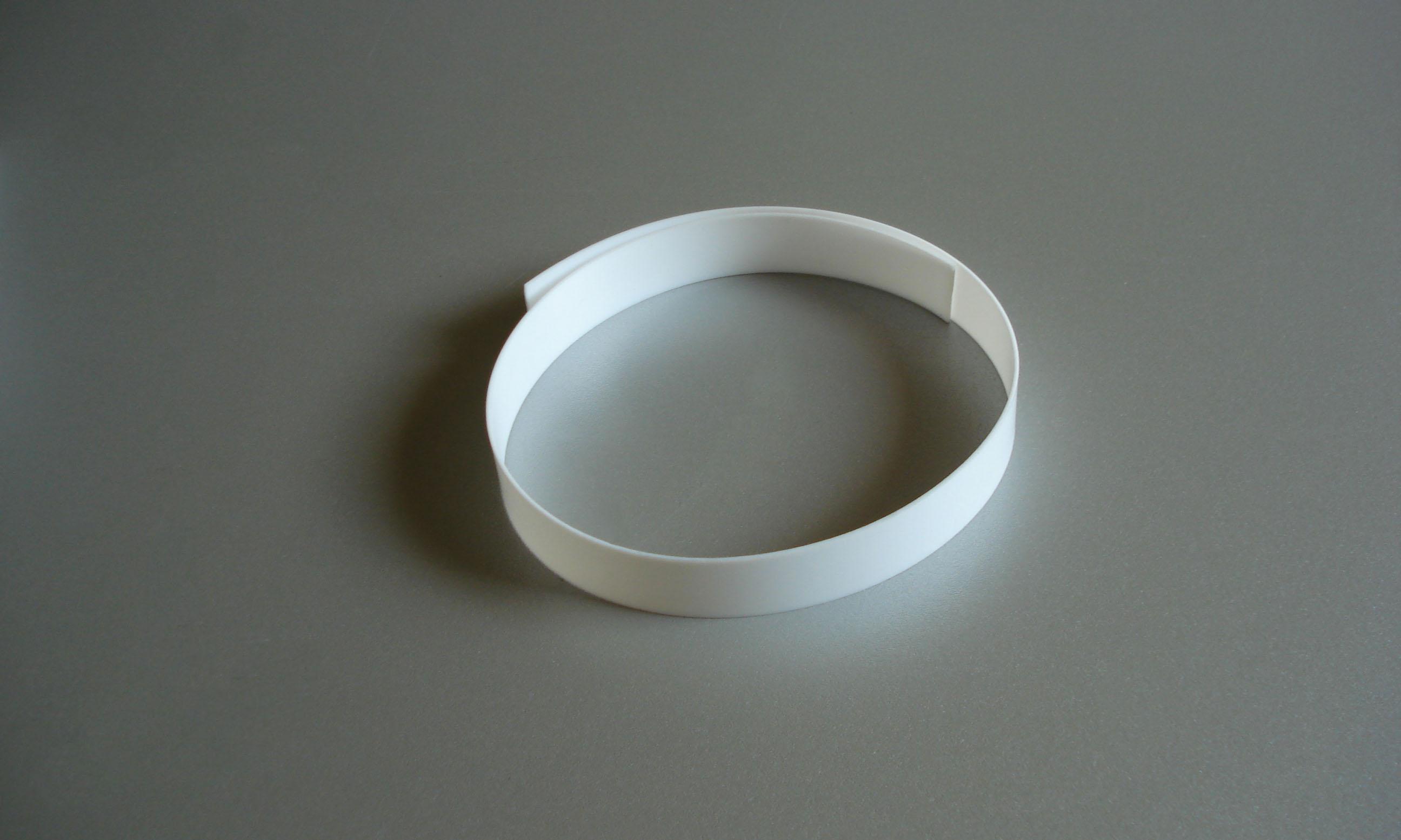 Kit teflon alb pentru contrabara laterala - Masini de ambalat - Minipack Torre