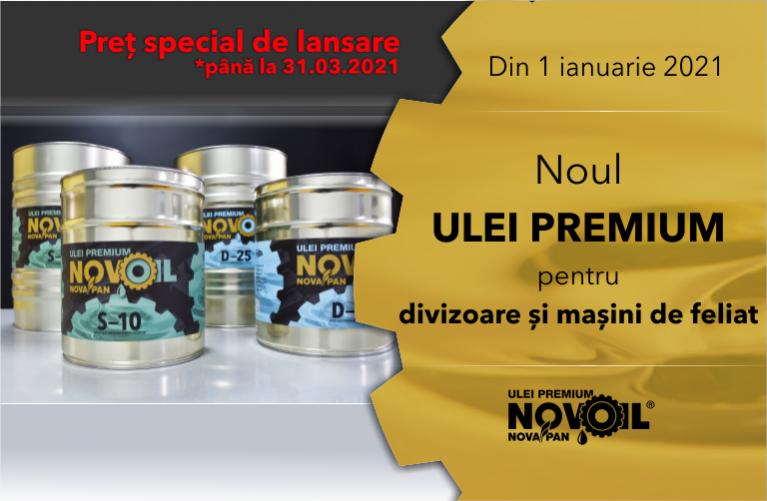 Lansare Novoil