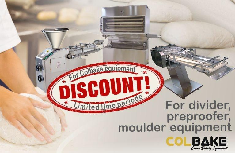 Discount for divider - moulding equipment